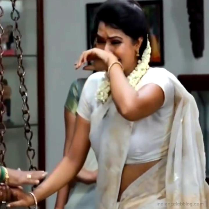 Rachitha Mahalakshmi Saravanan MS1 21 hot saree caps