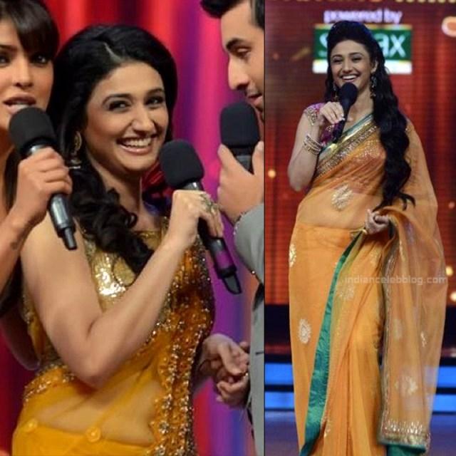 Ragini Khanna Hindi TV Actress CelebTS1 1 hot Saree photos