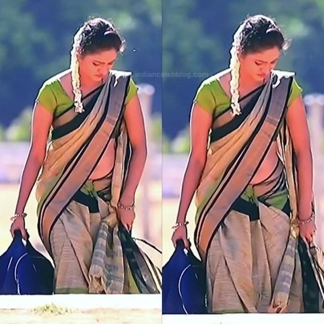 Ranjani Raghavan Kannada TV actress PuttGMS2 12 hot sari pics