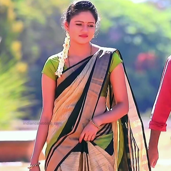 Ranjani Raghavan Kannada TV actress PuttGMS2 13 hot sari pics