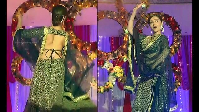 Rubina Dilaik Hindi TV actress ShaktiAS5 12 hot sari photo