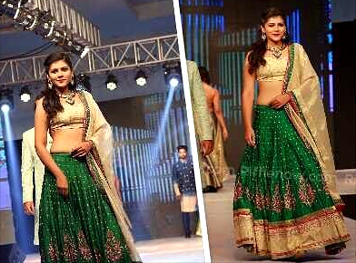 Sangeetha Kamath shravya karthika deepam actress 17 hot lehenga pics