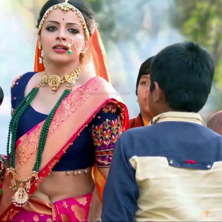 Shrenu parikh hindi tv actress YTDS4 3 hot saree photo
