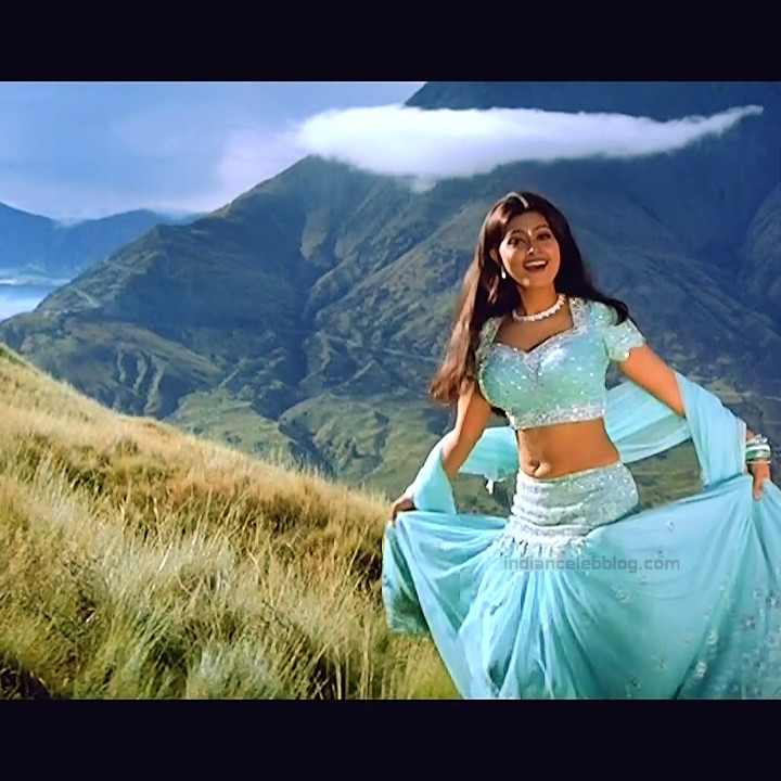 Sneha Sexy Navel Show Hd Song Caps Mix  Indian Celeb Blog-6823