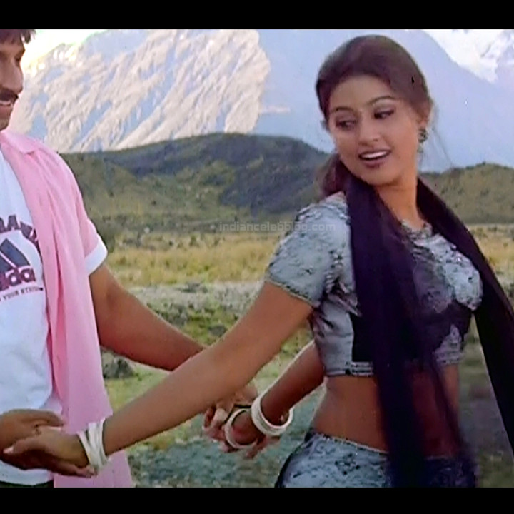 Sneha Sexy Navel Show Hd Song Caps Mix  Indian Celeb Blog-1636