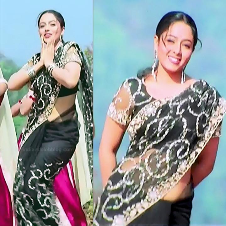 Soundarya Eduruleni Manishi S1 1 hot saree movie stills