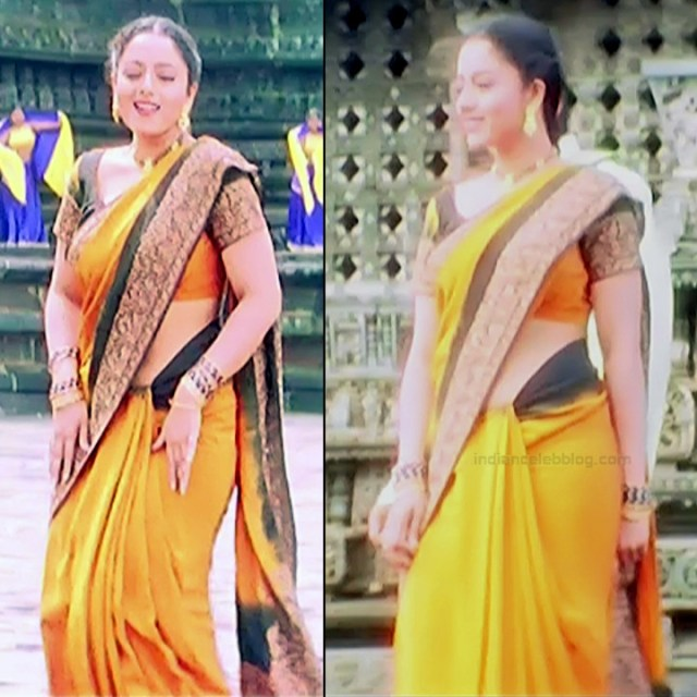 Soundarya Eduruleni Manishi S1 18 hot sari photo