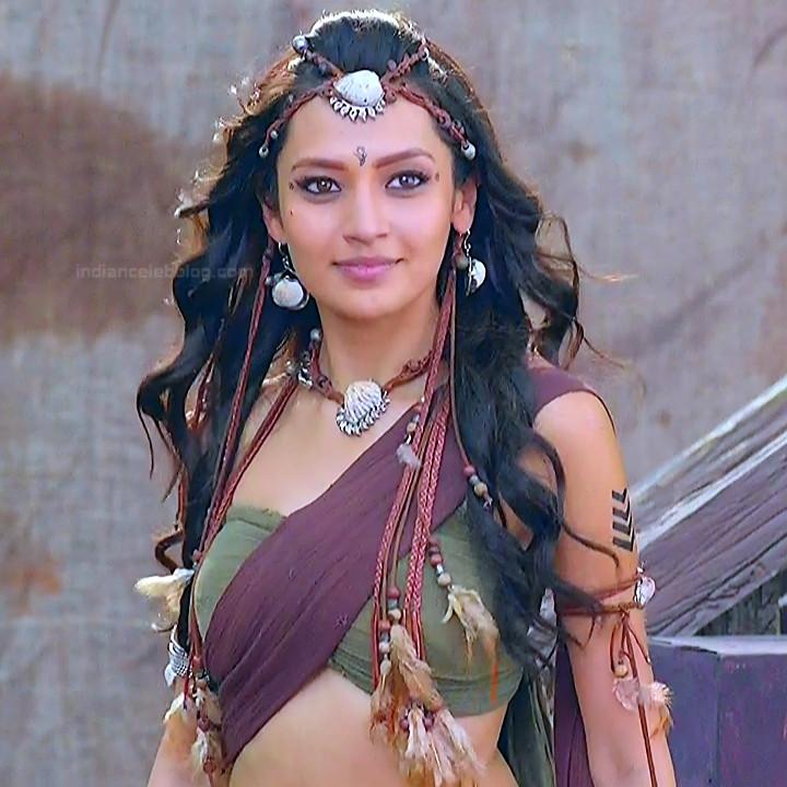 Suhani Dhanki hindi tv actress Porus S2 15 hot captures