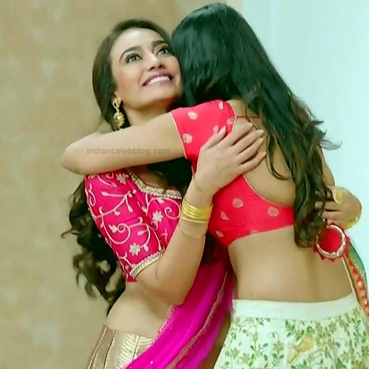 Surbhi Jyoti Hindi TV actress Naagin S1 12 hot lehenga choli pics