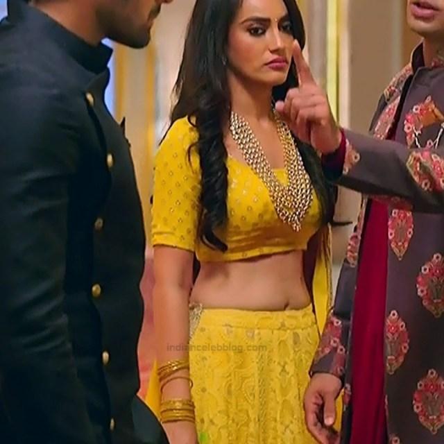 Surbhi Jyoti Hindi TV actress Naagin S1 25 hot lehenga choli pics