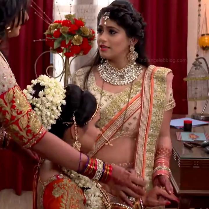 Chandni Bhagwanani hindi tv actress Tumhi S3 16 hot lehenga photo