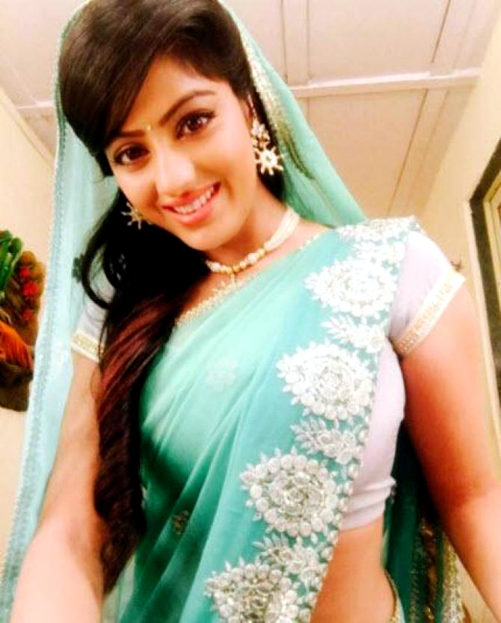 Deepika singh hindi serial actress CTS2 6 hot saree photo