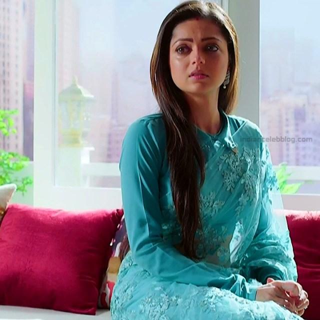 Drashti dhami hindi tv actress Silsila S2 3 hot saree photo