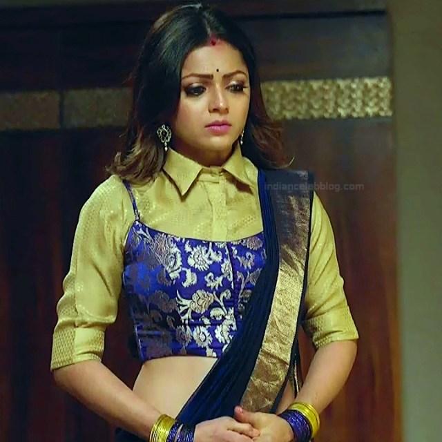 Drashti dhami hindi tv actress Silsila S2 7 hot sari caps