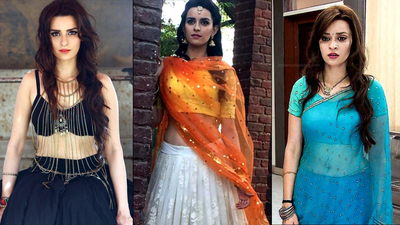 Ekta Kaul hot transparent saree caps n glamour pics