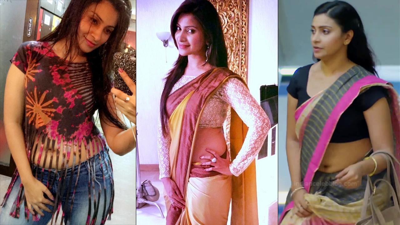 Aleeza Khan Hindi TV actress hot navel show Pics gallery