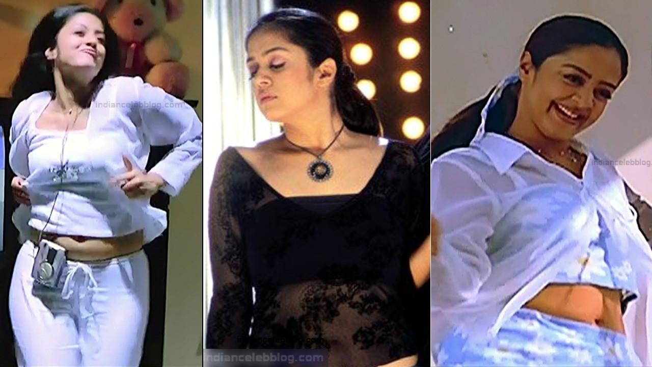 Jyothika sexy navel show song / scene Caps.