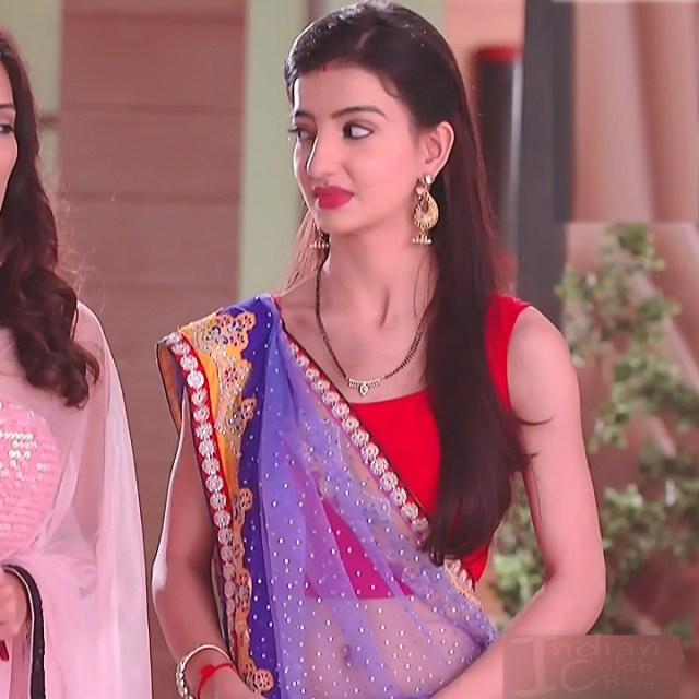 Lovey sasan hindi tv actress Saath NSS1 1 hot transparent saree photo