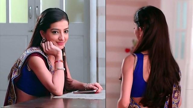 Lovey sasan hindi tv actress Saath NSS1 6 hot saree pics