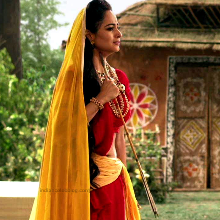 Madirakshi Mundle Hindi TV actress CTS1 8 siya ke ram photo