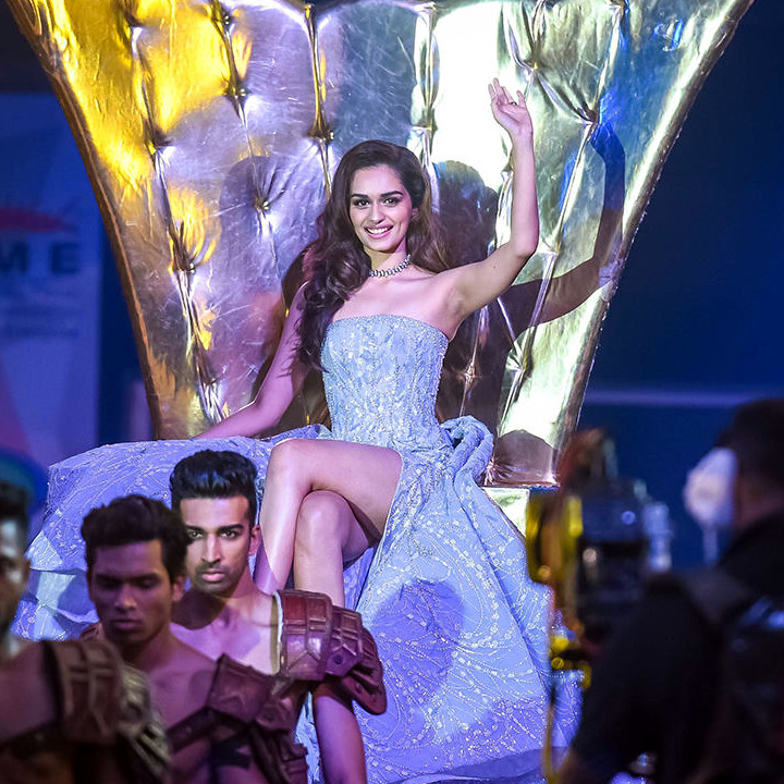 Manushi Chillar at Miss world 2018 Final 5