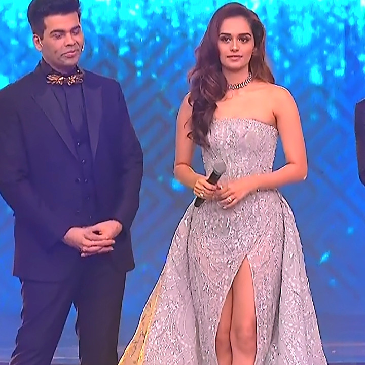 Manushi Chillar at Miss world 2018 Final 9