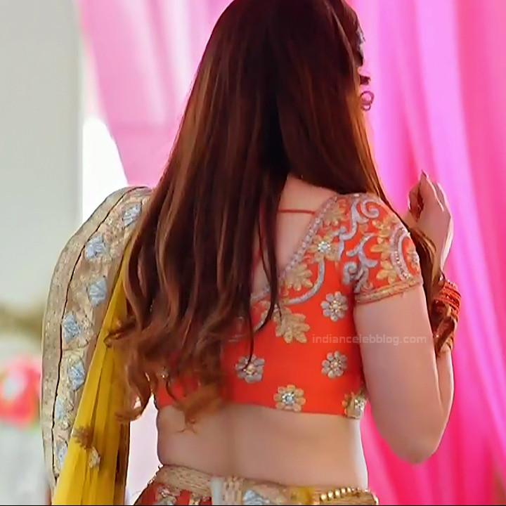 Naazuk Lochan Hindi TV actress JijiMS1 6 hot lehenga pics