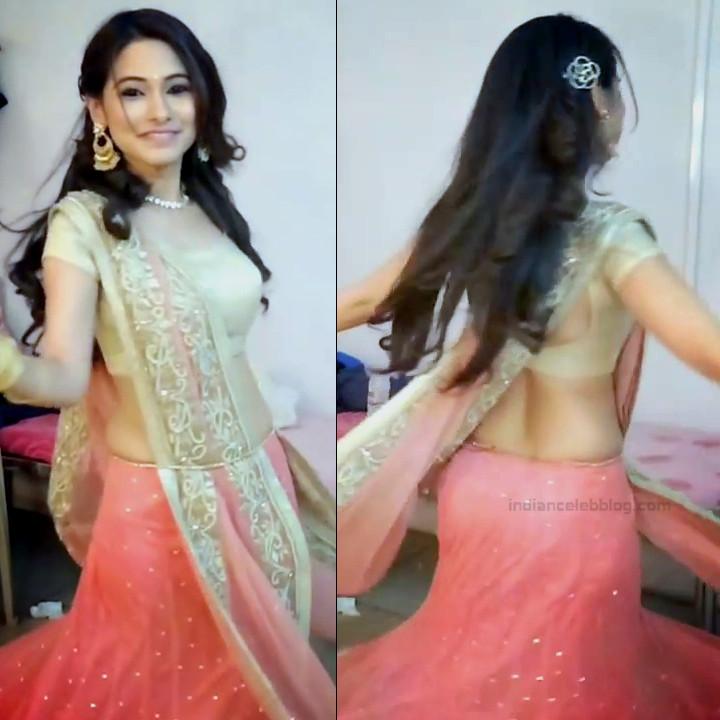 Pallavi Gupta Hindi TV actress Celeb TS1 13 hot lehenga pics