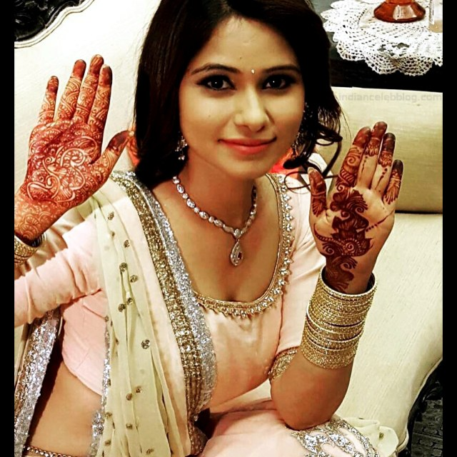 Pallavi Gupta Hindi TV actress Celeb TS1 4 hot lehenga photo