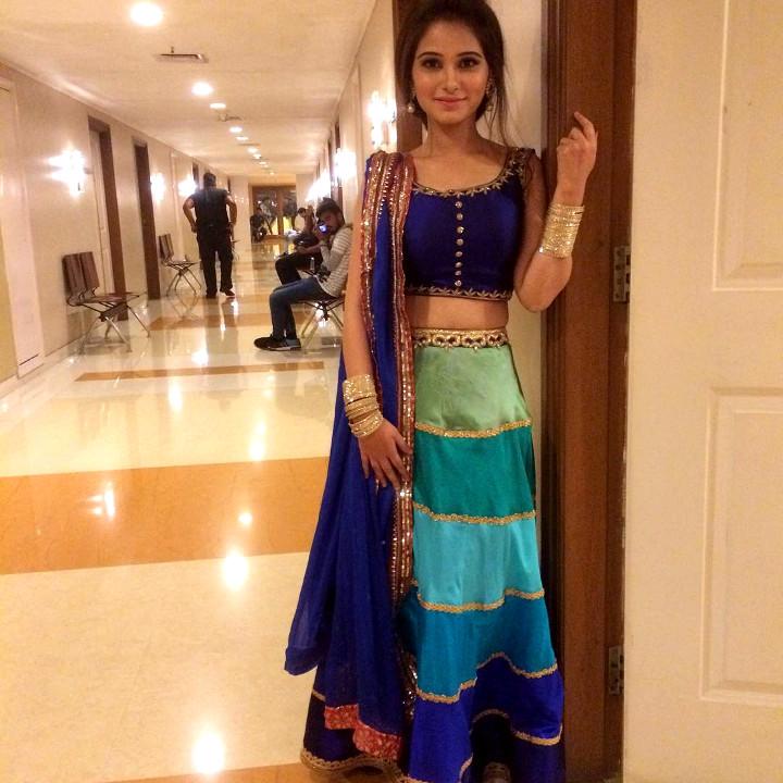 Pallavi Gupta Hindi TV actress Celeb TS1 9 hot lehenga photo