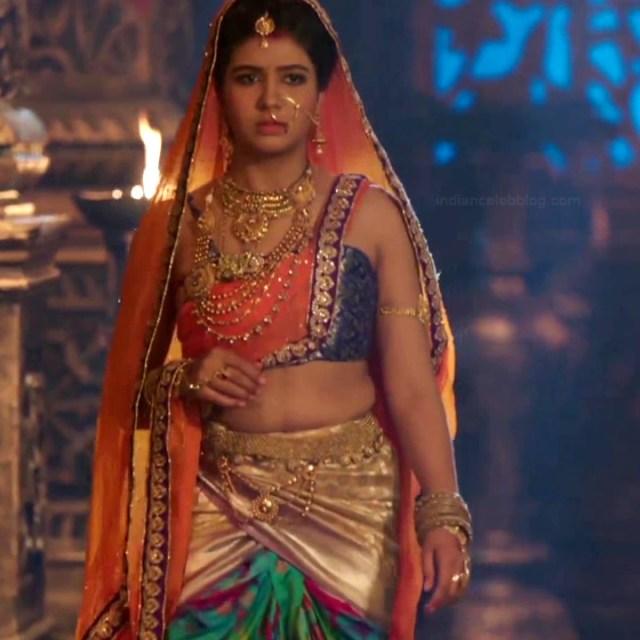 Prerna Sharma Hindi tv actress Chandra nandini NYTDS1 10 hot photo