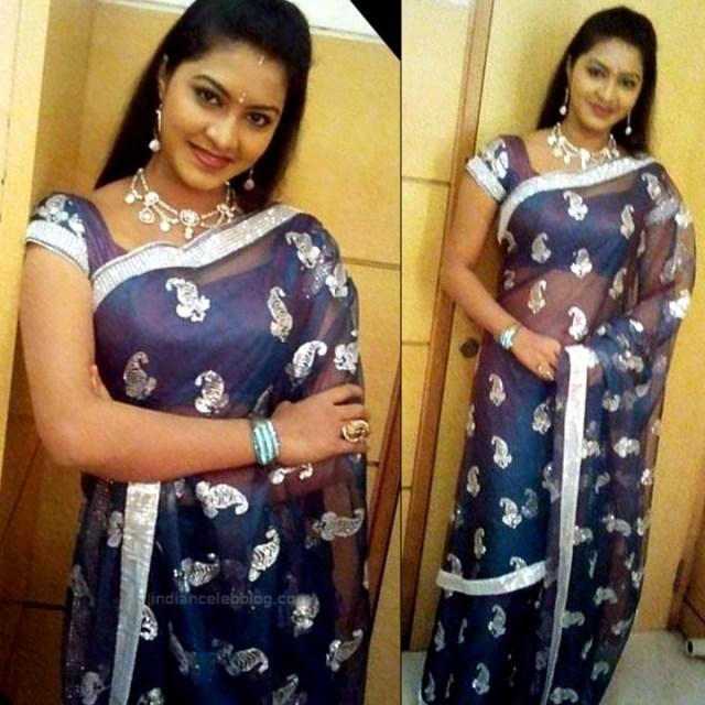 Rachitha Mahalakshmi Tamil TV actress CTS1 16 hot saree pics