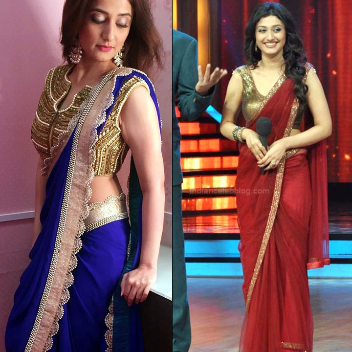 Ragini Khanna hindi tv celeb CTS2 2 hot saree pics