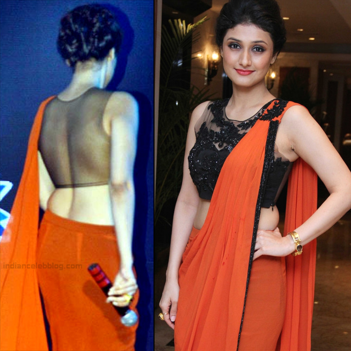 Ragini Khanna hindi tv celeb CTS2 3 hot saree pics