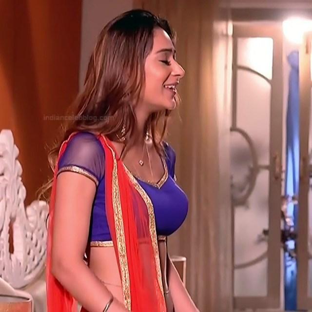 Sara khan hindi serial actress Shakti AS2 6 hot lehenga choli photo