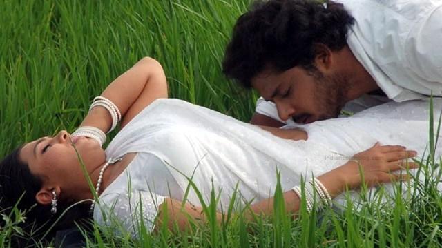 Shwetha Bandekar Tami TV actress CTS1 7 hot saree movie stills