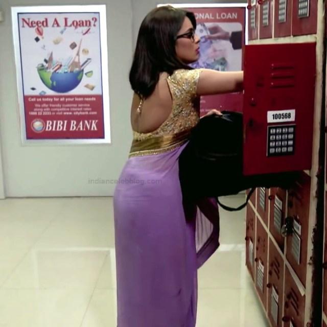Sonal Vengurlekar hindi tv actress YehVRS8 18 hot saree photo