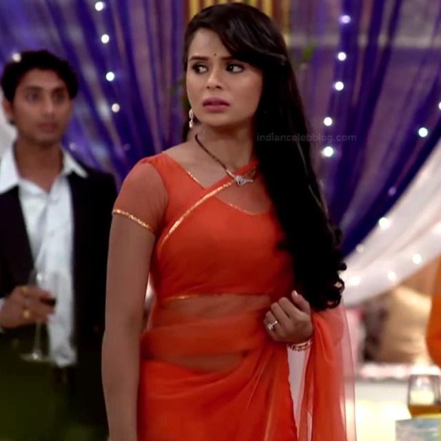 Sonal Vengurlekar hindi tv actress YehVRS8 3 hot saree photo