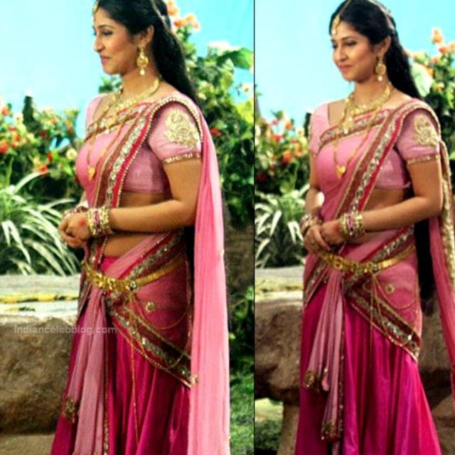 Sonarika Bhadoria Tv actress Devon ke dev CTS1_14_Sari pics