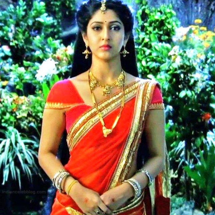 Sonarika Bhadoria Tv actress Devon ke mahadev CTS1_7_Saree photo