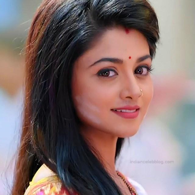 Tanvi Dogra Hindi serial actress Jiji maa S1 4 saree photo