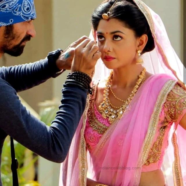 Tanvi Dogra Hindi serial actress JijiMS1 18 sari photo