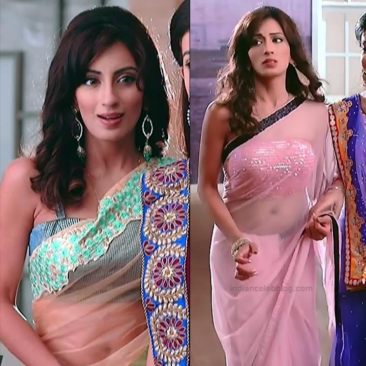 Uppekha Jain hindi tv actress Saath NSS1 1 hot saree navel pics