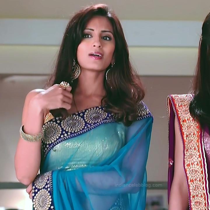 Uppekha Jain hindi tv actress Saath NSS1 14 hot saree photo