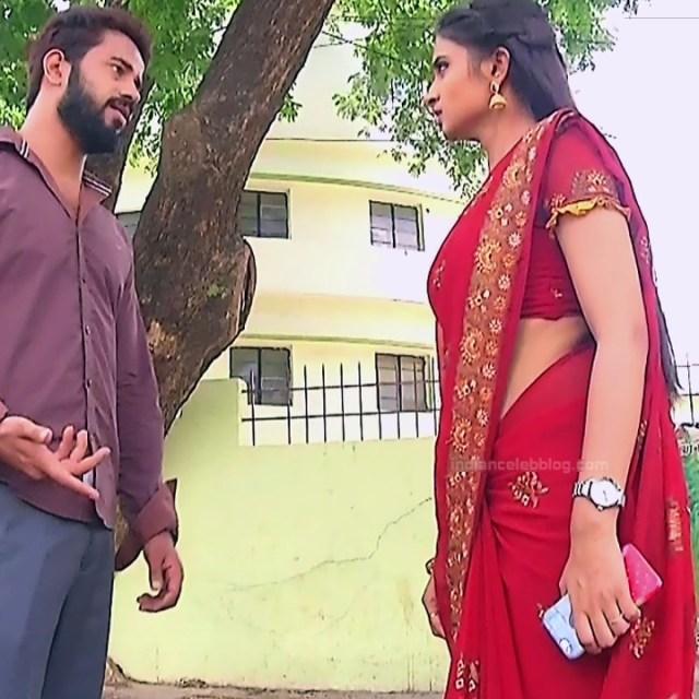 Varshini tamil tv actress sumangali S1 12 hot saree pics