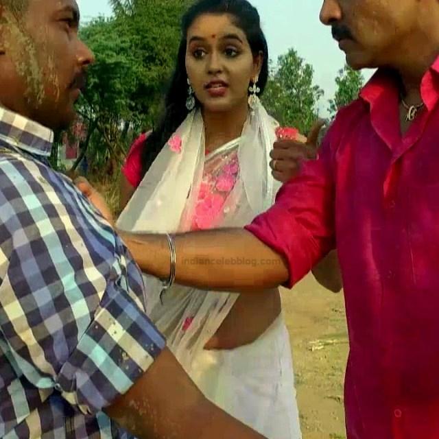 Chaitra reddy Tamil tv actress Yaarudi NMS1 10 hot sari photo