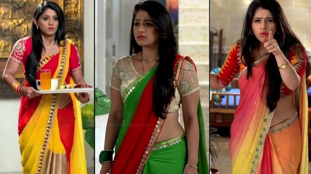 Chandni bhagwanani Hindi tv actress Tumhi HBSTS4 21 thumb