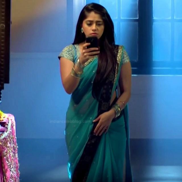 Chandni bhagwanani Hindi tv actress Tumhi HBSTS4 6 hot sari photo