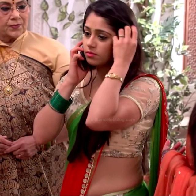 Chandni bhagwanani Hindi tv actress Tumhi HBSTS4 8 hot saree photo