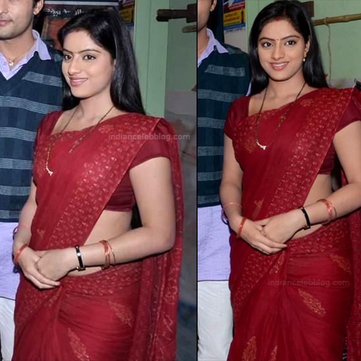 Deepika Singh Hindi TV actress event S1 1 hot saree pics